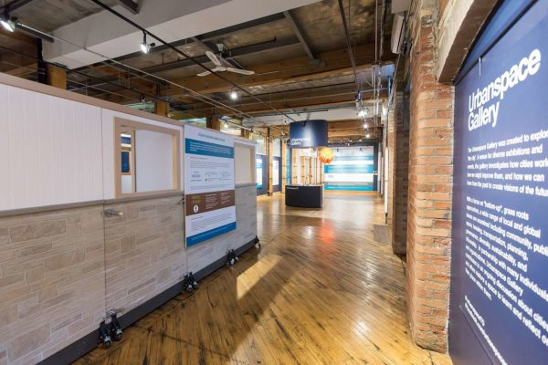Eva's Initiatives End Youth Homelessness in the 6ix Urbanspace Gallery