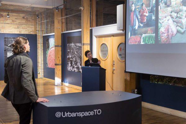 Urban Sensorium Closing Talk DesignTO Festival Photography by Tomasz Adamski Photography