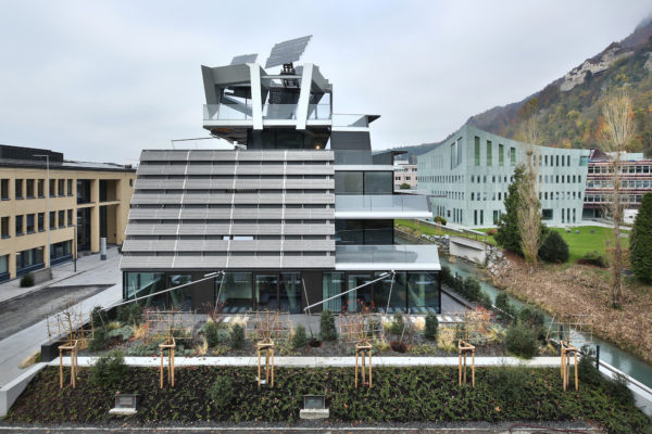 falkeis2architects Active Buildings – Innovation for Architecture in Motion