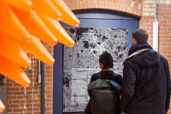 Urban Sensorium DesignTO Festival Urbanspace Gallery Photographer Tomasz Adamski